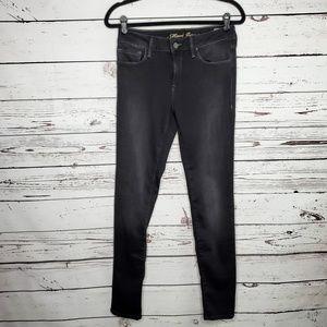 Mavi Adriana Mid Rise Super Skinny Jeans